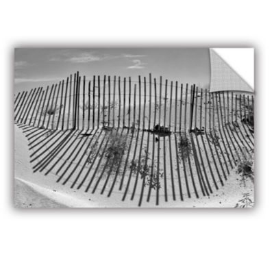 Brushstone Dune Builder Bow Removable Wall Decal