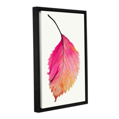 Brushstone Arco Gallery Wrapped Floater-Framed Canvas Wall Art