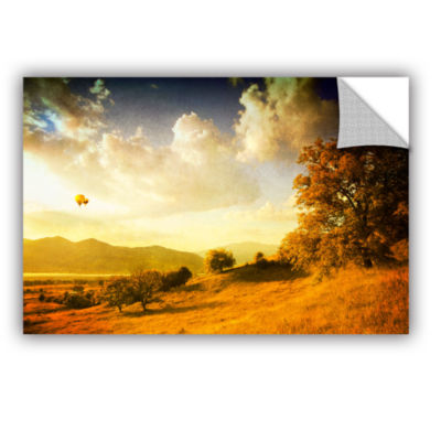 Brushstone Autumn Vision Removable Wall Decal