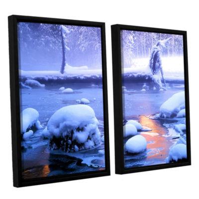 Brushstone Artist Light 2-pc. Framed Canvas Wall Art