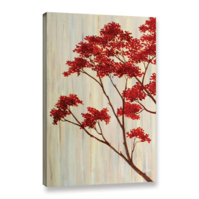 Brushstone Asian Inspiration Gallery Wrapped Canvas Wall Art