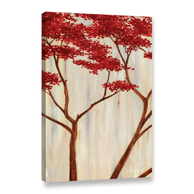 Brushstone Asian Inspiration II Gallery Wrapped Canvas Wall Art