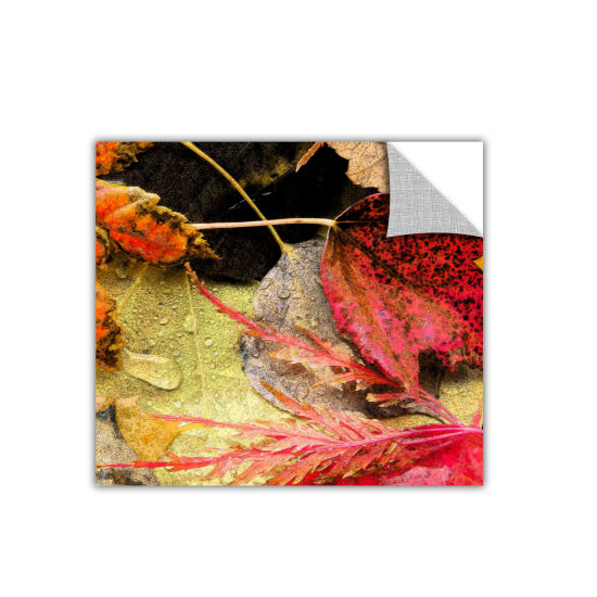 Brushstone Autumn Array Removable Wall Decal