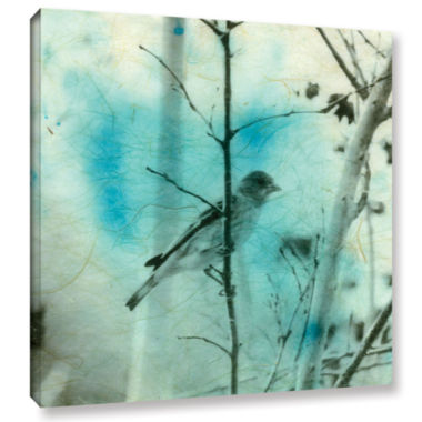 Brushstone Asian Bird Gallery Wrapped Canvas WallArt