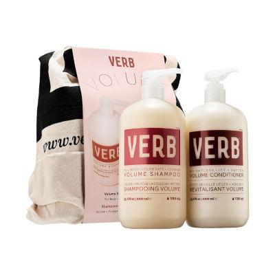 Verb Volume Shampoo & Conditioner Liter Duo
