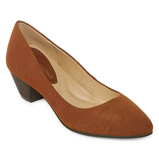 CL by Laundry Womens Adalia Pumps Round Toe Wedge Heel
