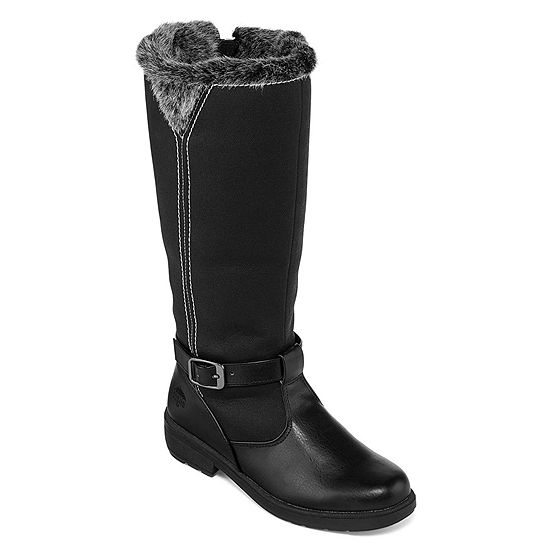 Totes Womens Winter Boots Waterproof Zip Jcpenney