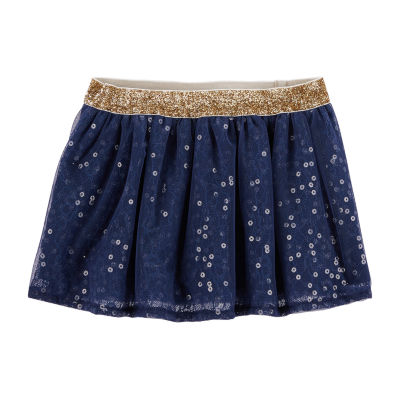 Oshkosh Girls Elastic Waist Midi Tutu Skirts Baby