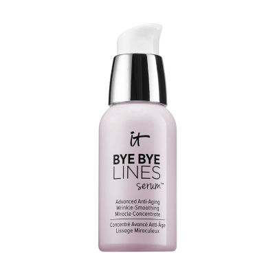 IT Cosmetics Bye Bye Lines Serum™ Advanced Anti-Aging Wrinkle-Smoothing Miracle Concentrate