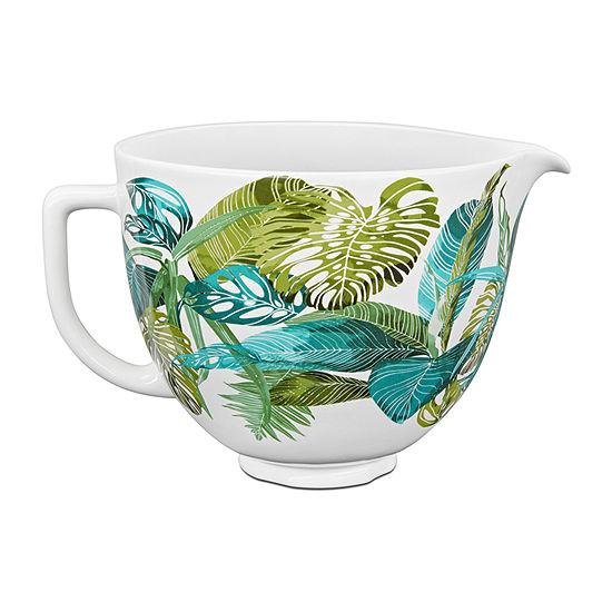 KitchenAid® 5 Quart Patterned Ceramic Bowl