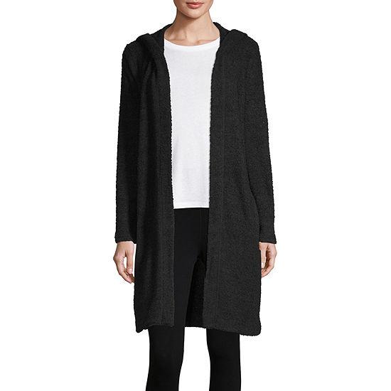 Xersion Womens Long Sleeve Cardigan