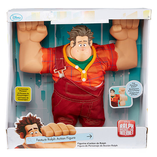 Disney Collection Wreck-It Ralph Action Figure