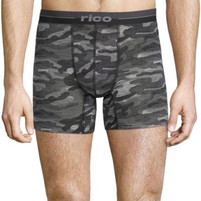 Rico 1-Pair Cotton Stretch Boxer Brief