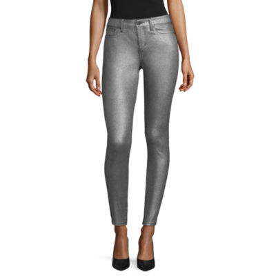 a.n.a Womens Mid Rise Skinny Fit Jean