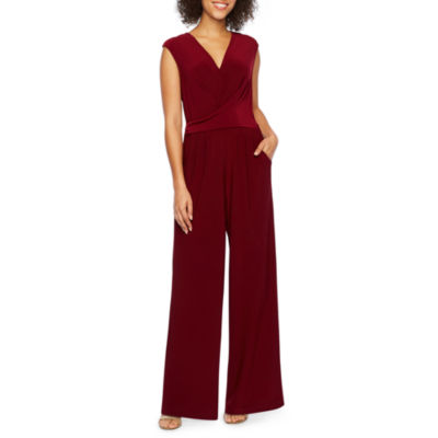 Soho Sleeveless Jumpsuit