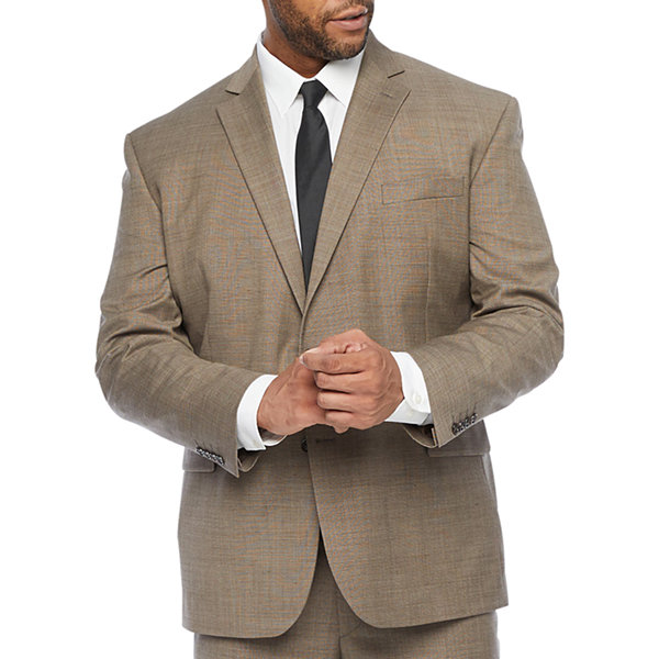 Stafford Super Suit Stretch Suit Jacket