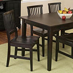 Arts and Crafts 7 Pc Dining Set