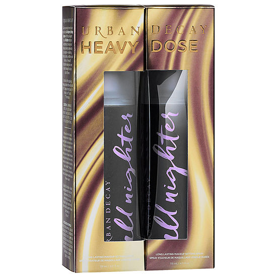 Urban Decay Heavy Dose All Nighter Setting Spray Duo ($66.00 value)