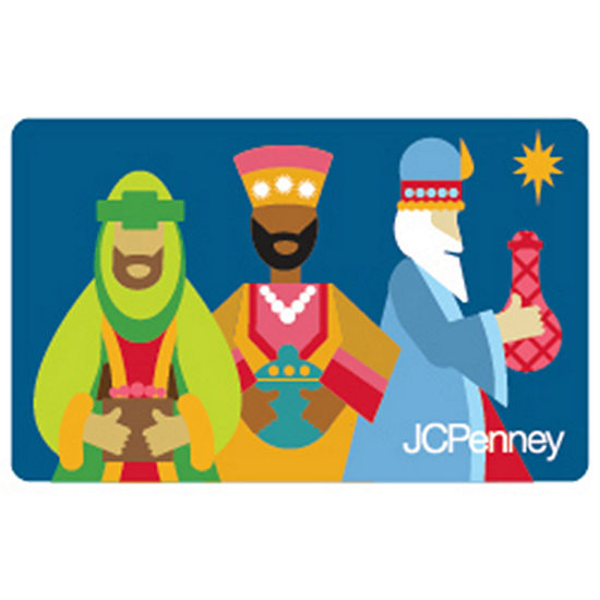 Three Wise Men Gift Card