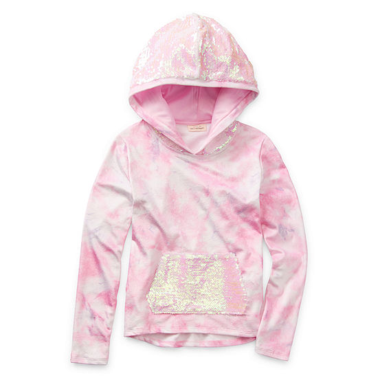 Self Esteem Girls Hoodie - Preschool / Big Kid