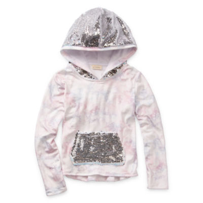 Self Esteem Little & Big Girls Hoodie