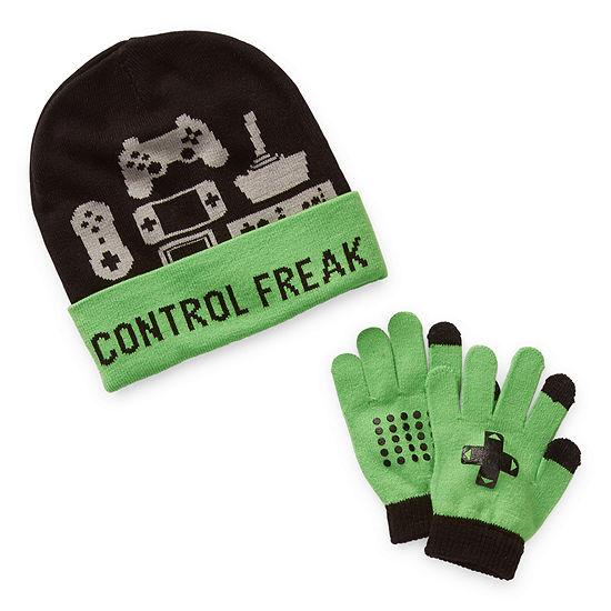 Beanie & Glove Set