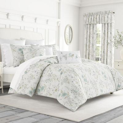 Queen Street Kate 3-pc. Floral Heavyweight Comforter Set