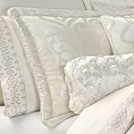 Queen Street Concordia 4-pc. Jacquard Heavyweight Comforter Set