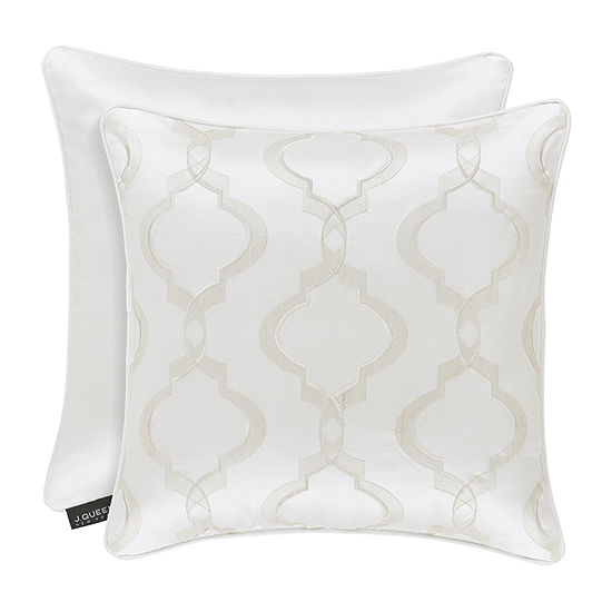 Queen Street Concordia Square Throw Pillow