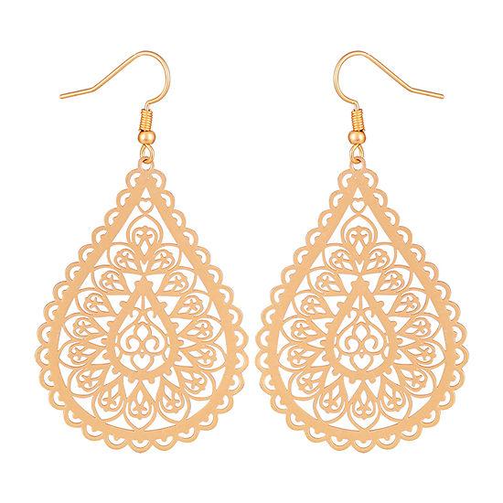 Arizona Filigree Drop Earrings