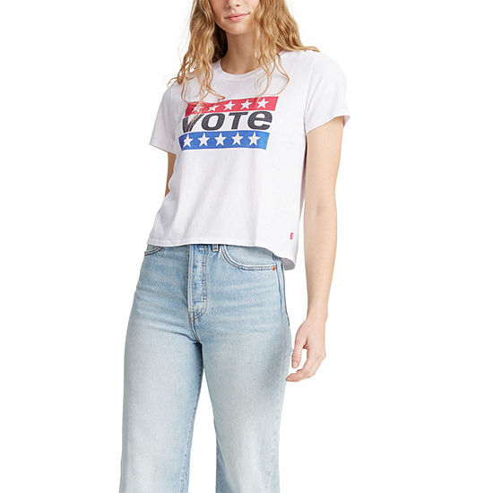 Levi's Women's Election Vote Graphic Tee