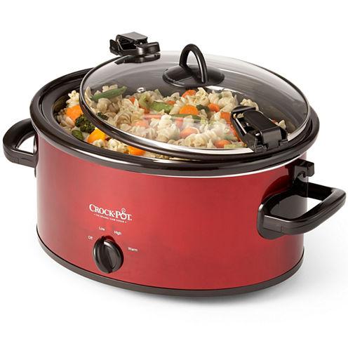 Crock-Pot® Cook & Carry™ 6-qt. Slow Cooker