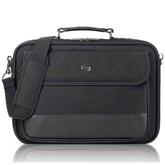 Solo Classic 156 Laptop Slim Briefcase