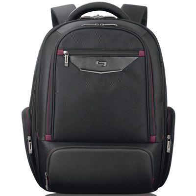 "SOLO Executive 17.3"" Laptop Backpack"