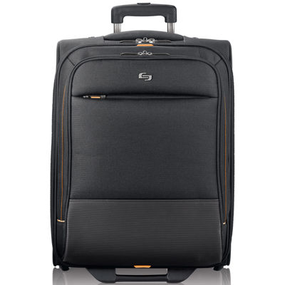 """SOLO Urban 20½"""" Rolling Overnighter Suitcase"""