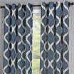 Selene Grommet-Top Curtain Panel