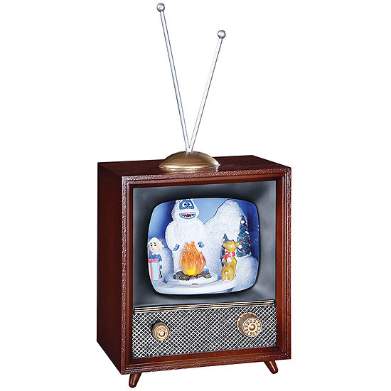 Roman Rudolph Campfire TV Music Box