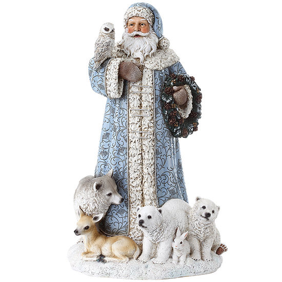 "Roman 16"" Santa with Animals"