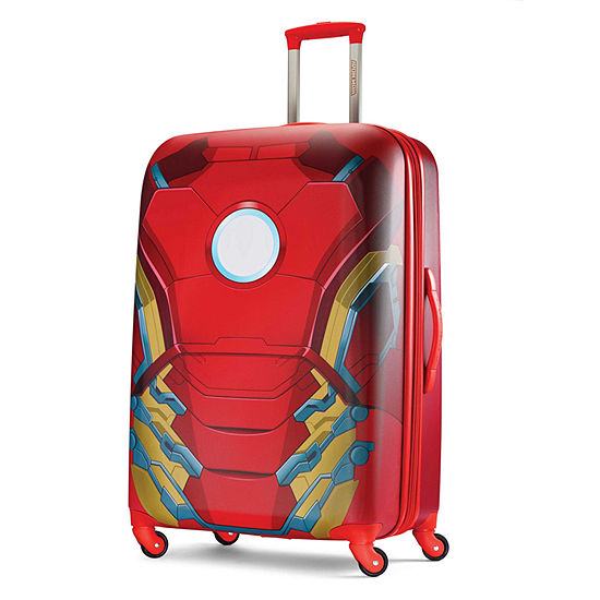 American Tourister Iron Man 28 Inch Hardside Lightweight Luggage