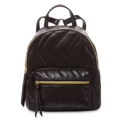 Mini Chevron Backpack