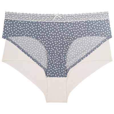 Dorina Abbie 2-pc. Lace Hipster Panty