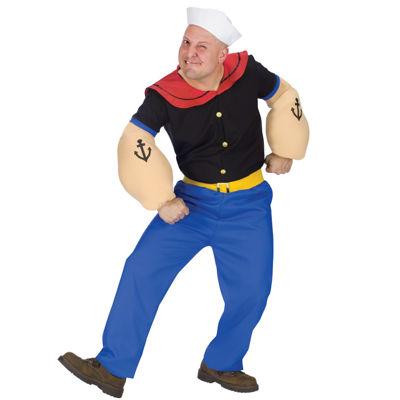 Popeye Adult Costume Mens Costume
