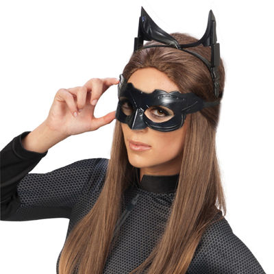 Batman Dark Knight Rises - Catwoman DLX Goggles/Mask Adult Costume