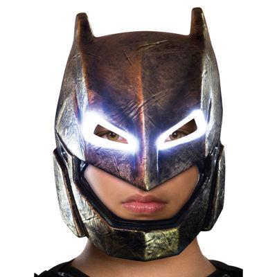 Batman v Superman Dawn of Justice: Batman Adult Armored Light Up Mask
