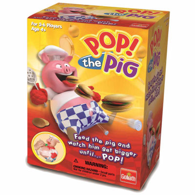 Goliath Pop the Pig