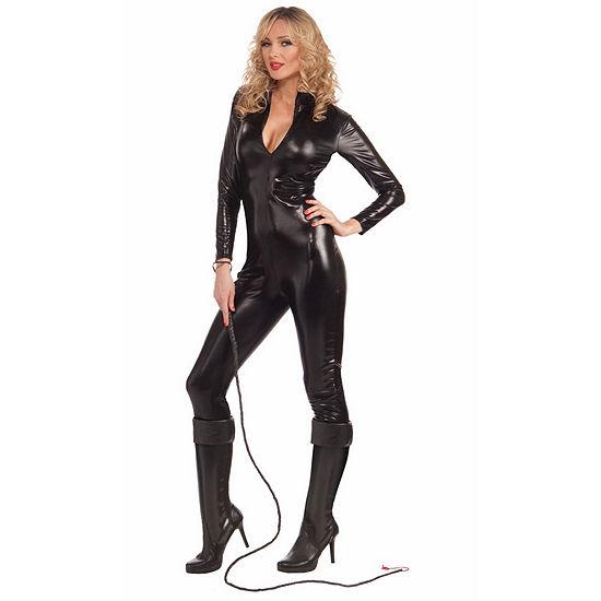 Sleek N' Sexy Bodysuit Adult Womens Costume