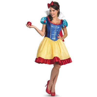 Snow White Deluxe Sassy Adult Costume