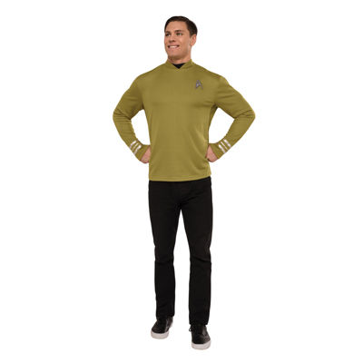 Star Trek Beyond: Captain Kirk Classic Adult Shirt- One Size Fits Most