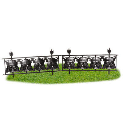 Star Wars: Darth Vader 2pc Fence Décor
