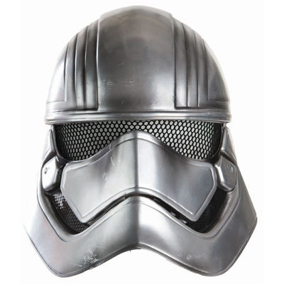 Star Wars: The Force Awakens - Captain Phasma HalfHelmet For Adults - One-Size